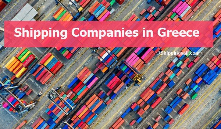 Greece Shipping Companies