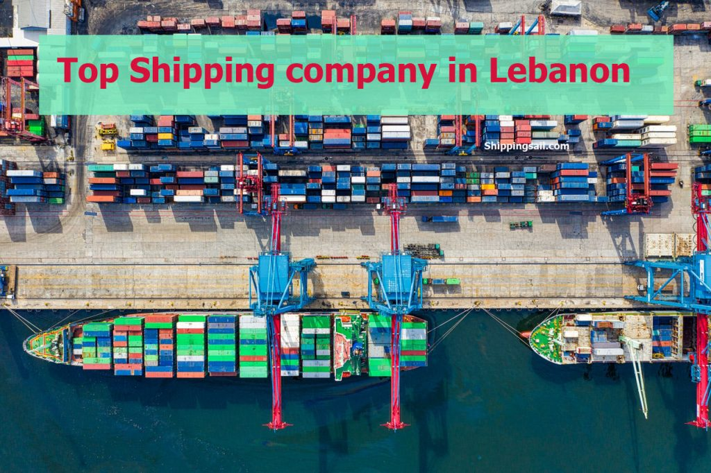 Lebanon Shipping Companies